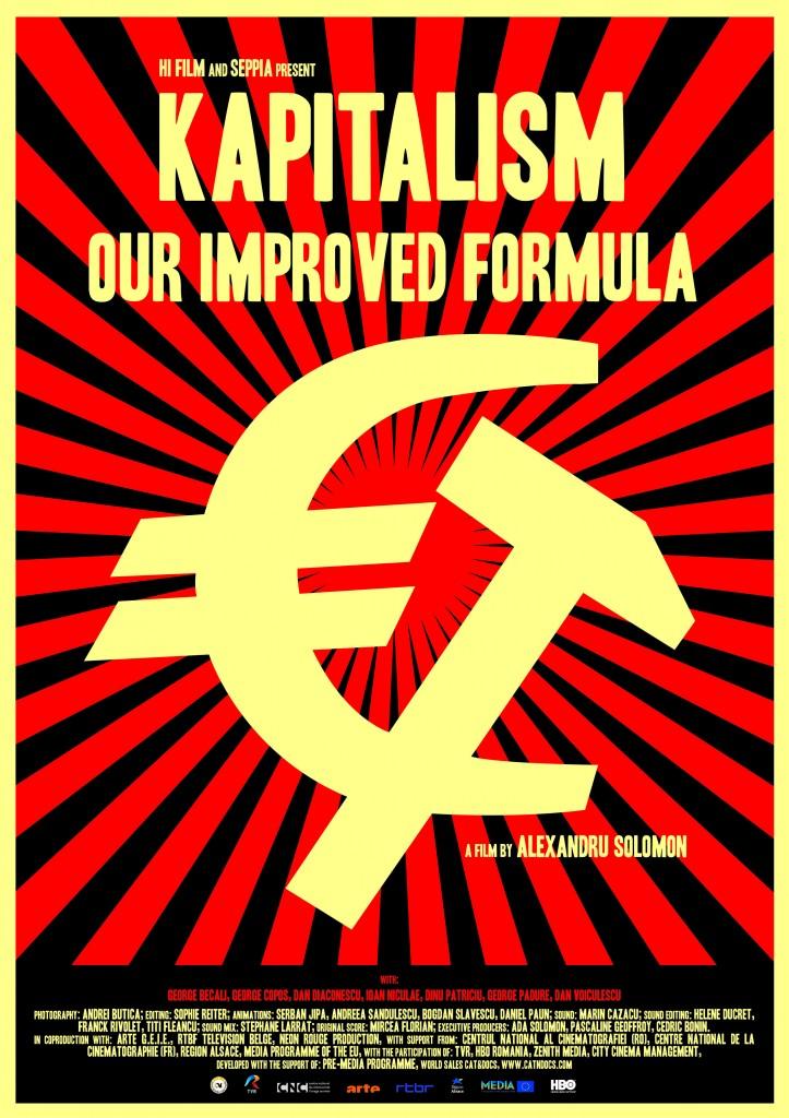 kapitalism poster