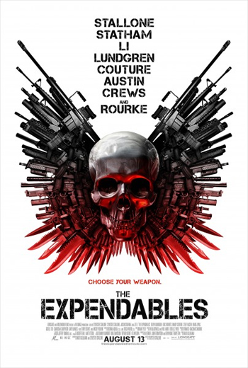Eroi de sacrificiu (The Expandables)